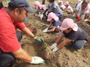 芋掘り交流会