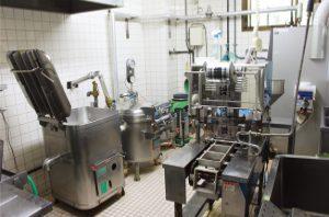 豆腐製造室