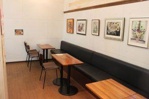 カフェ店内2